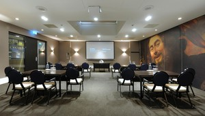Purmer meeting room Hotel Volendam