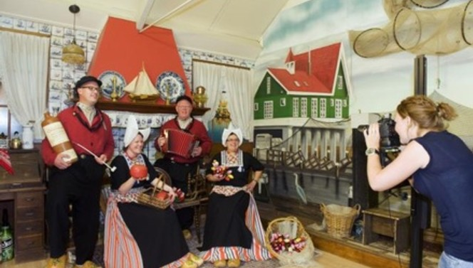 Photo Volendam costume