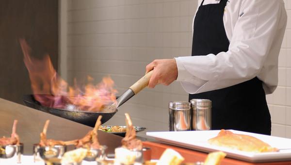 Live Cooking Buffetten Van Der Valk Hotel Restaurant Volendam